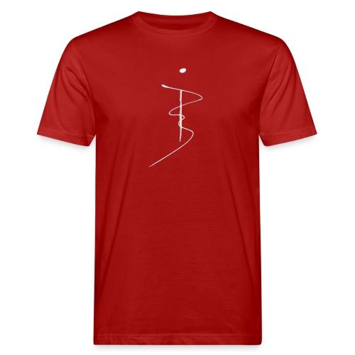 Sandesch Zeichen - Männer Bio-T-Shirt
