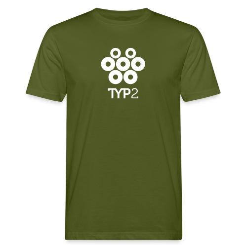 Typ 2 - Männer Bio-T-Shirt