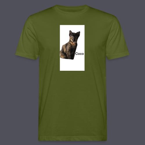 Coco the Kitten - Men's Organic T-Shirt