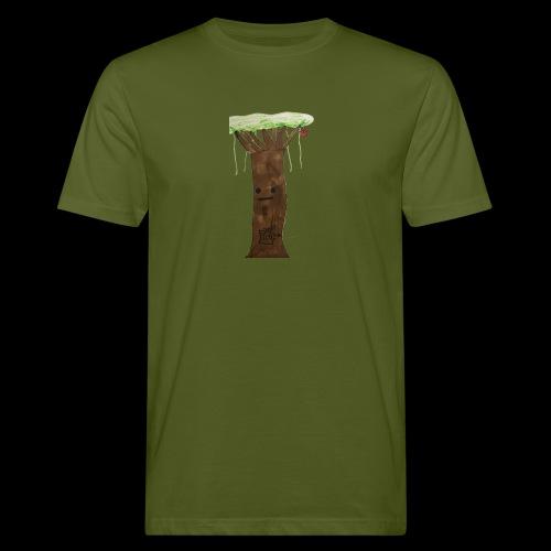 1 2 3 BY TAiTO - Miesten luonnonmukainen t-paita