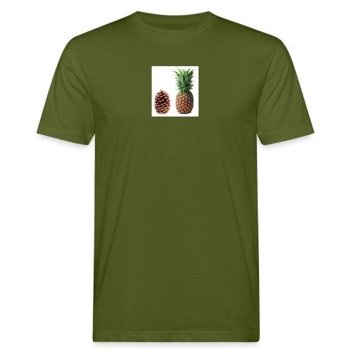 Pineapple - Men's Organic T-Shirt