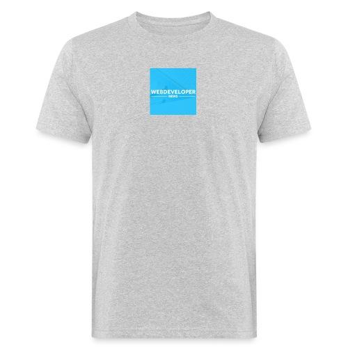 Web developer News - Männer Bio-T-Shirt