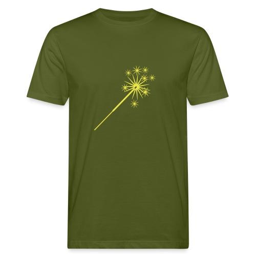 wunderkerze - Männer Bio-T-Shirt