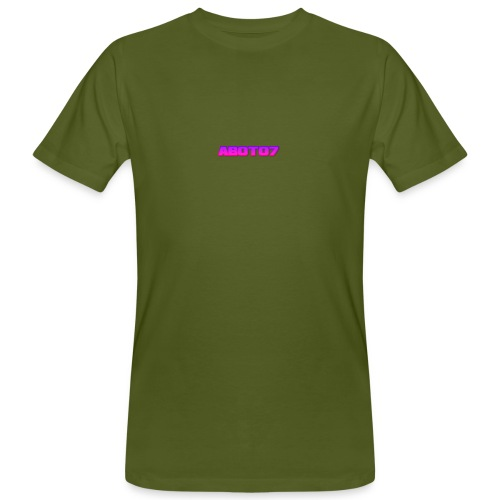 Abot07 - Ekologisk T-shirt herr
