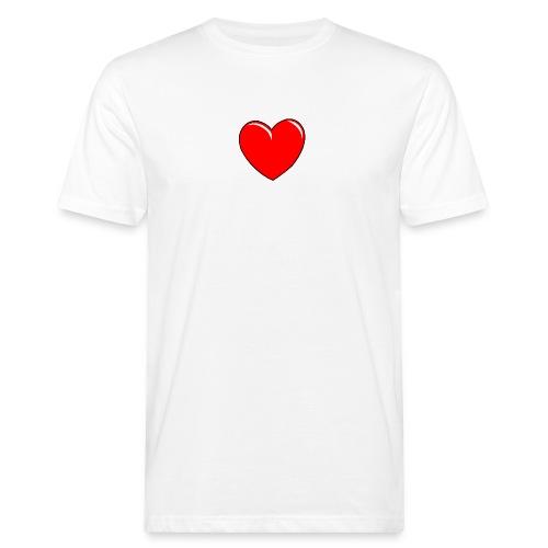 Love shirts - Mannen Bio-T-shirt