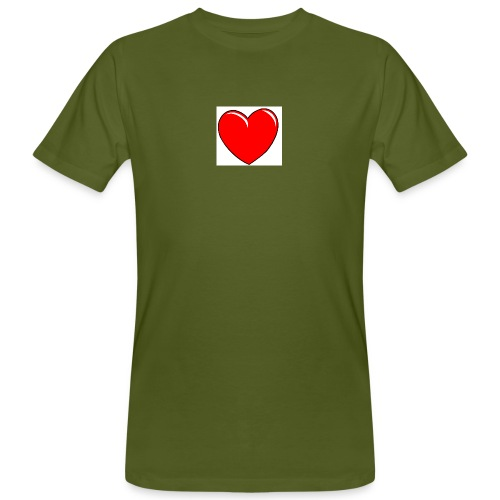 Love shirts - Mannen Bio-T-shirt
