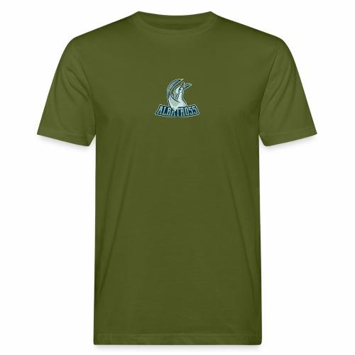 ag logo - Männer Bio-T-Shirt
