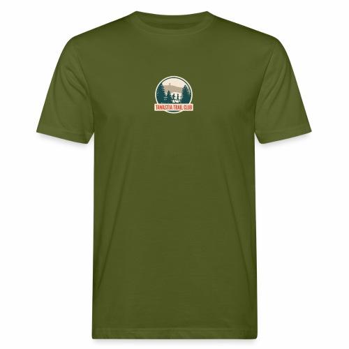 Tawastia Trail Logo - Miesten luonnonmukainen t-paita