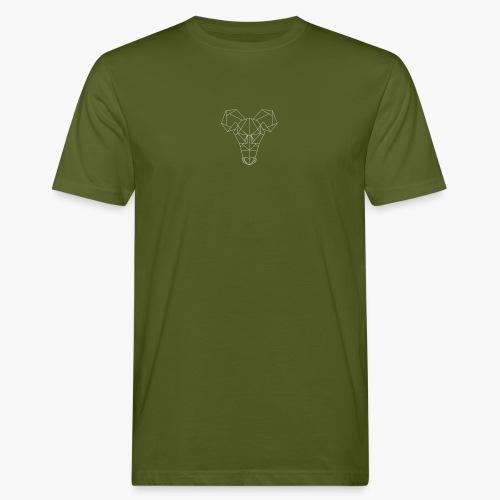Rat's Head - Mannen Bio-T-shirt
