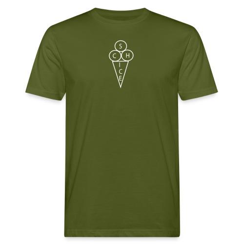 schice - Männer Bio-T-Shirt