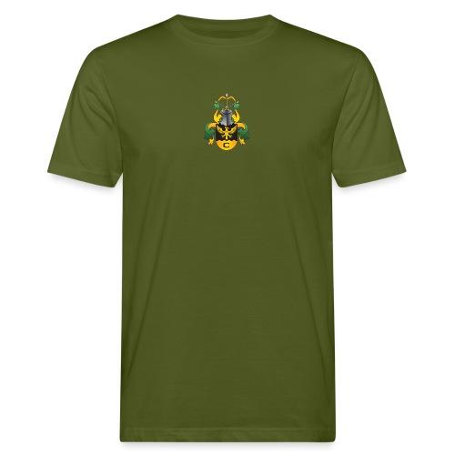 vaakuna, iso - Miesten luonnonmukainen t-paita