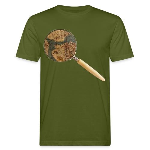 Etsivä löytää Enon - Miesten luonnonmukainen t-paita