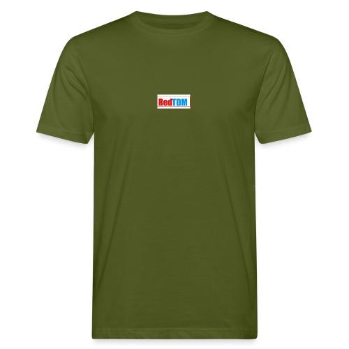 RedRed TDMBlue - Men's Organic T-Shirt