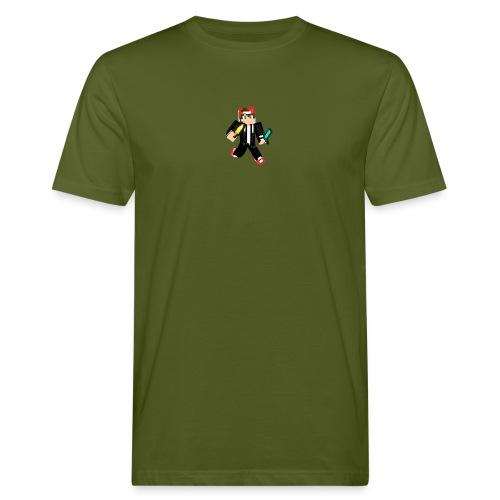 animated skin - Männer Bio-T-Shirt