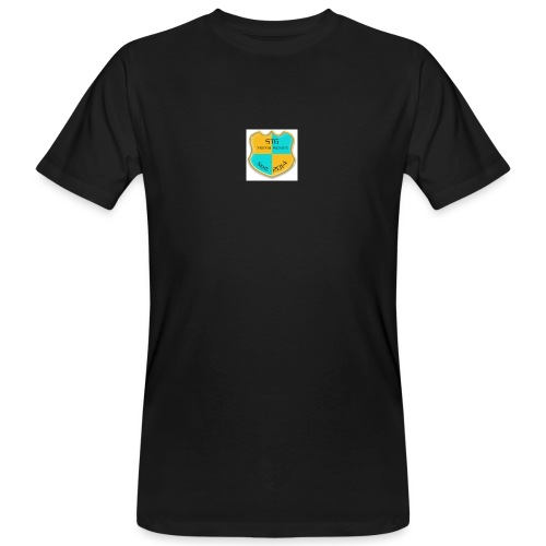 STG Vienna Kickers Logo - Männer Bio-T-Shirt