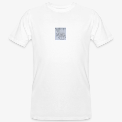 main dans la main - T-shirt bio Homme