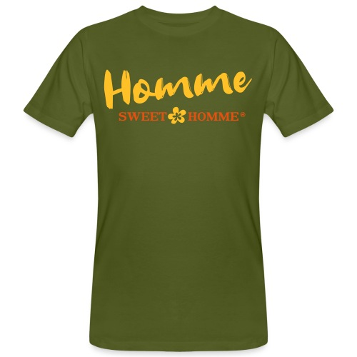 Homme sweet Homme - T-shirt bio Homme