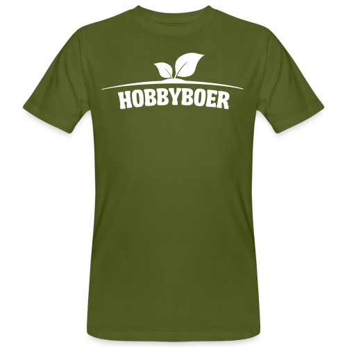 Hobbyboer - Mannen Bio-T-shirt
