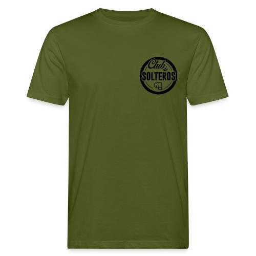 Club de Solteros (logo negro) - Camiseta ecológica hombre