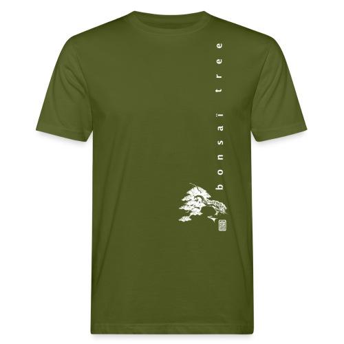 T-Shirt Homme Kakemono White - T-shirt bio Homme
