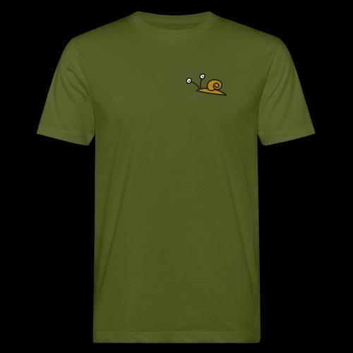 Escargot - T-shirt bio Homme