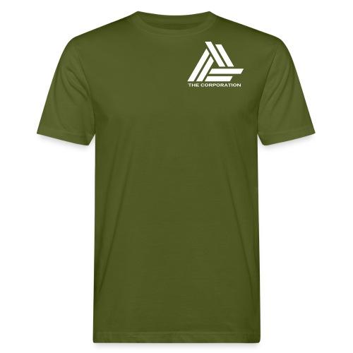 The Corporation LOGO - Men's Organic T-Shirt