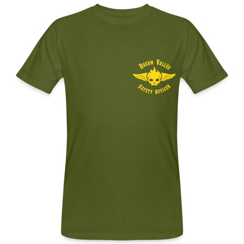 DVCF-SAFETY-LOGO-PROP - T-shirt bio Homme