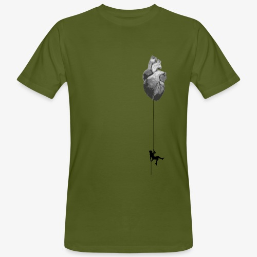 From the heart - From the heart - Men's Organic T-Shirt
