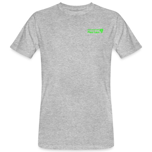 poco loco creations green - Men's Organic T-Shirt