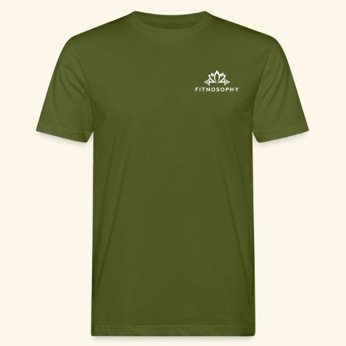 FITNOSOPHY - Men's Organic T-Shirt