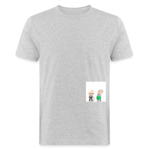 Grow old with me - Männer Bio-T-Shirt