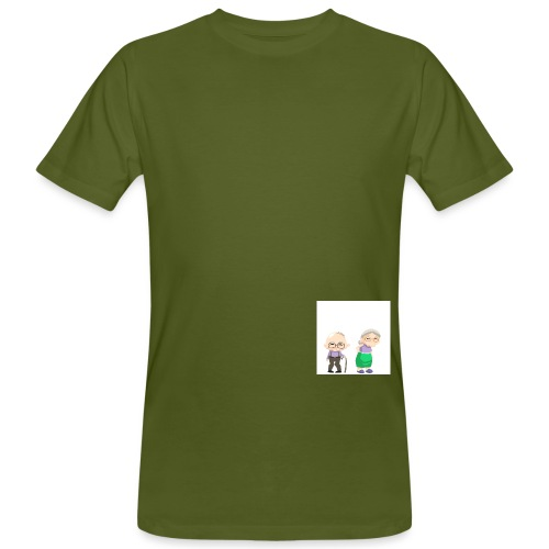 Grow old with me - Männer Bio-T-Shirt