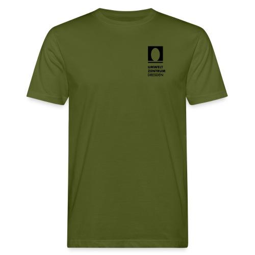 UZ-Logo-v-Schwarz [Konver - Männer Bio-T-Shirt