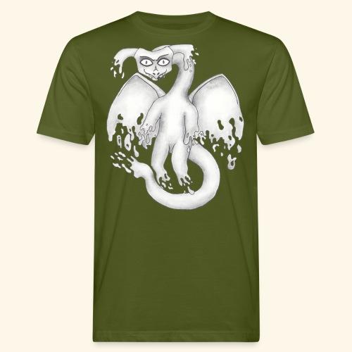 Spökdrake - Ekologisk T-shirt herr