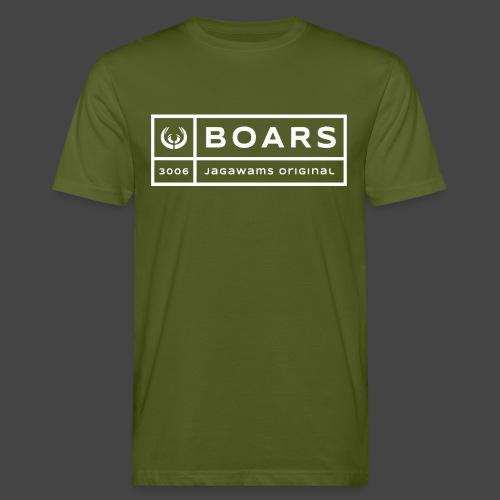 boars block 3006 - Männer Bio-T-Shirt