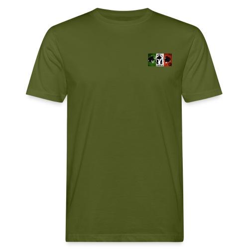 ItalianWarriors90-ItalianFlag - T-shirt ecologica da uomo