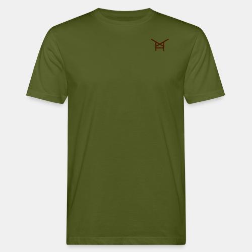 VMA logo - Miesten luonnonmukainen t-paita