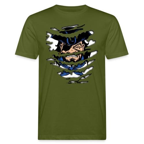 Pirates inside - T-shirt ecologica da uomo