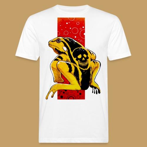 Death Frog - Ekologiczna koszulka męska