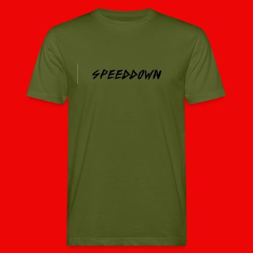 Speeddown1 - Männer Bio-T-Shirt