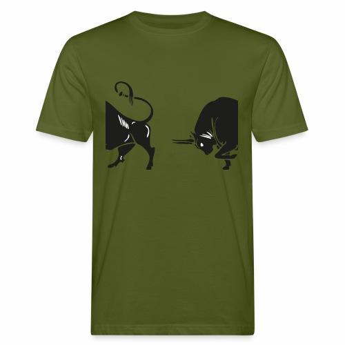 TORO - BULL - T-shirt ecologica da uomo