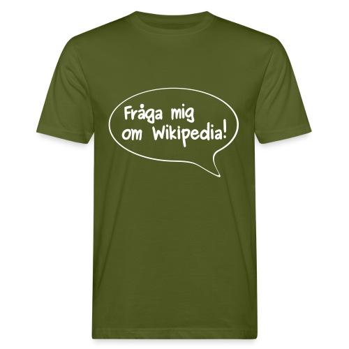 frgamig - Ekologisk T-shirt herr