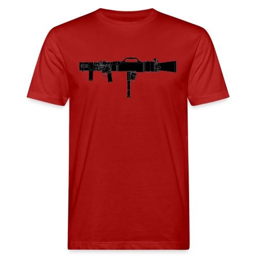 Carl-Gustaf M3 - Granatgevär 8,4 cm m86 - Ekologisk T-shirt herr