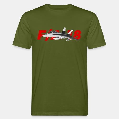F/A-18 Super Hornet | F 18 | F18 | F/A18 | Hornet - Men's Organic T-Shirt