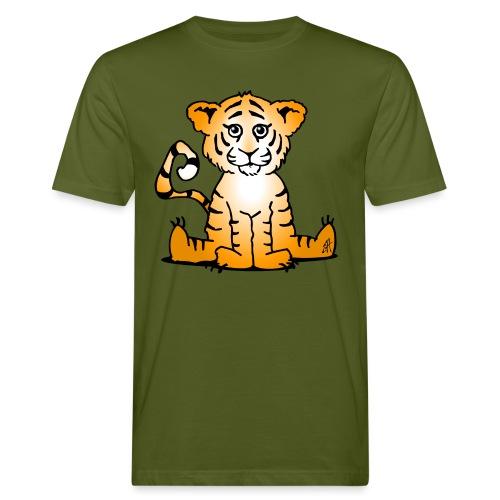 Tiger cub - Men's Organic T-Shirt