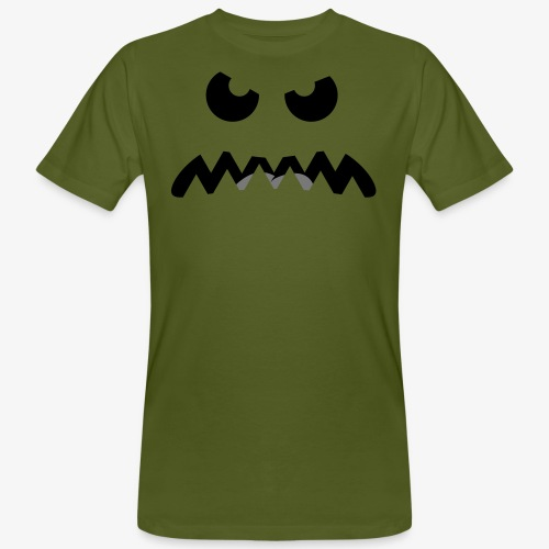 Angry Critter 2 colors - Men's Organic T-Shirt