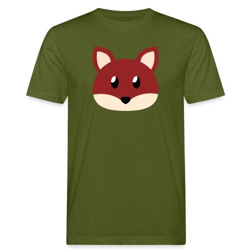 Fuchs »Fiete« - Men's Organic T-Shirt