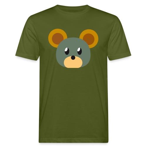 Maus »Pieps« - Men's Organic T-Shirt