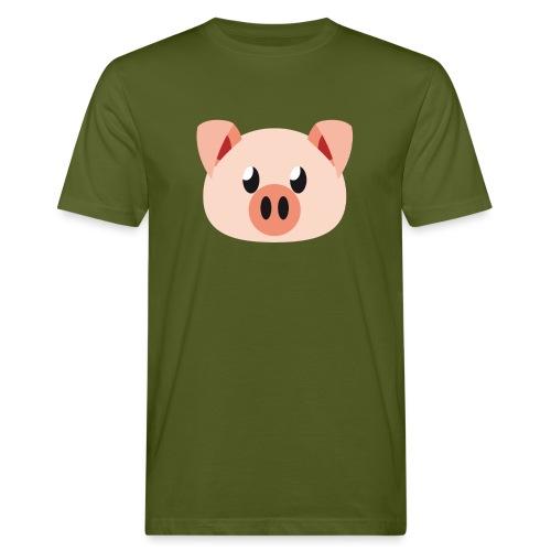 Schweinchen »Oink Oink« - Men's Organic T-Shirt