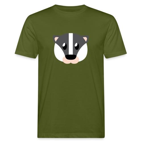 Dachs »Didi« - Men's Organic T-Shirt